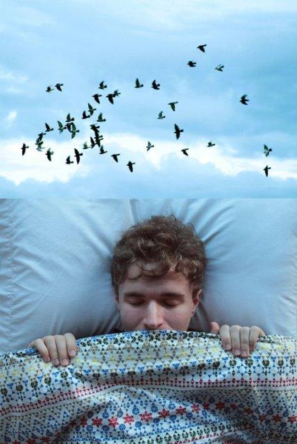 rüyada can yakma